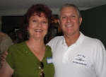 Janice Willoughby Hedden and Dick Clopper