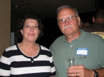 Janet Farr Campbell and Jim Burress