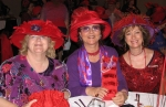 Janice Green Smith  Janice Willoughby Hedden  Colleen Skirvin Suddock  Red Hat Breakfast 09/07