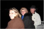 Debbie Daniels, Tami and Fred Paxton-Classmates getting together for Christmas caroling 12/2007