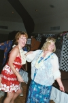 Just Havin Some Fun..... Colleen Skirvin, Janice Green